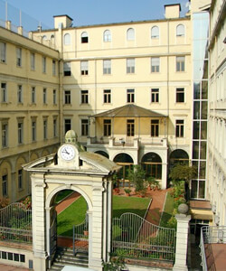 The Calligraphy workshop will be hosted at the San Giuseppe Collegio Torino
