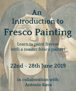Click here for information about TEC Fresco Workshop in Turin Italy 22nd - 28th June 2019